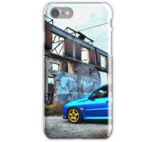 Peugeot 206 iPhone Case/Skin