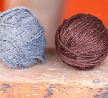 balls of wool by spetenfia