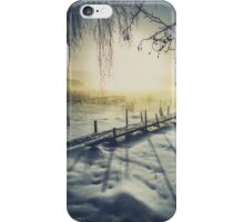 Winter you winter me iPhone Case/Skin