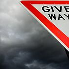 Give Way by wolfcat