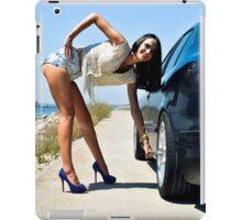 Sexy mechanic iPad Case/Skin