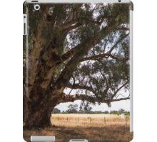 The big tree at the corner of the block iPad Case/Skin