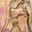 buffalo nude by Bianca Wolff