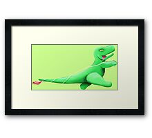 Just have fun ! Framed Print