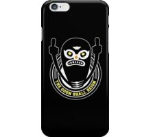 """THE GOON SHALL REIGN"" iPhone Case/Skin"