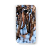 locust tree Samsung Galaxy Case/Skin