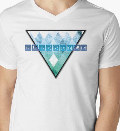 Hardstyle Mens V-Neck T-Shirt
