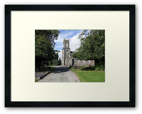 Templemore church by John Quinn