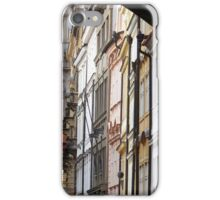Prague Backstreets iPhone Case/Skin