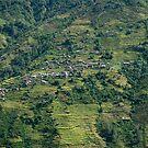 Terraced Village by Richard Heath