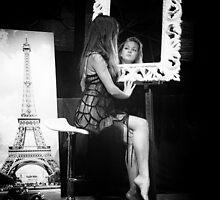 Through the mirror by DariaElena