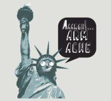 Liberty arm ache by Reece Ward