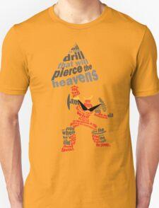 Pierce the heavens T-Shirt