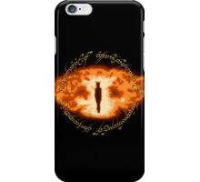 Sauron -- One Ring iPhone Case/Skin