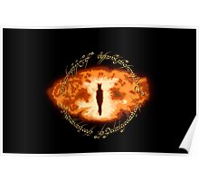 Sauron -- One Ring Poster