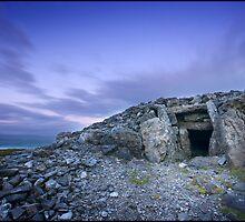 Carrowkeel Tomb, Co. Sligo by Tony Murphy