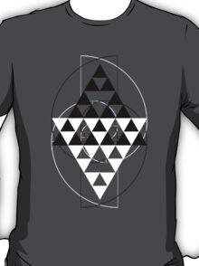 Golden Pyramids T-Shirt