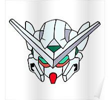 Gundam head Poster