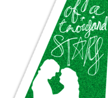 Thinking out Loud Sticker