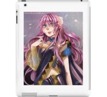 Megurine Luka [India Ver.] iPad Case/Skin