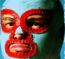nacho libre by digitaldrool