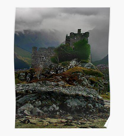 Castle Tiorham Poster