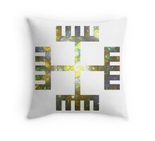 I Choose You | Hands of God Throw Pillow