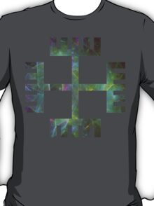 The Amount of Fruity Loops Consumed in a Lifetime as Meteors | Hands of God T-Shirt