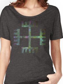 The Amount of Fruity Loops Consumed in a Lifetime as Meteors | Hands of God Women's Relaxed Fit T-Shirt