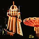 Helter-skelter and merry-go-round by ljm000