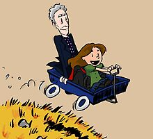 Doctor Who, Onward, to adventure! by tinywonder