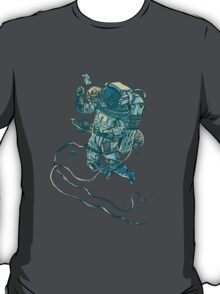 Peace In Space  T-Shirt