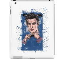 Eleventh Lord of Time iPad Case/Skin