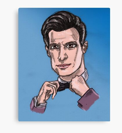 Eleventh Lord of Time Canvas Print
