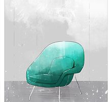 Womb Chair by randoms