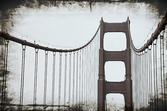 Golden Gate Bridge by Kimberly Palmer