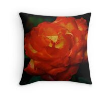 Putting Out The Fire Throw Pillow
