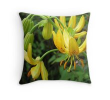 Turks Cap Throw Pillow