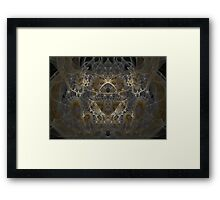 Fractal 07 Framed Print