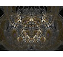Fractal 07 Photographic Print