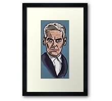 Twelfth Lord of Time Framed Print