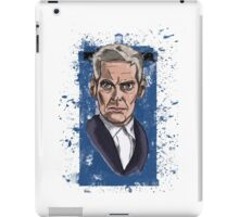 Twelfth Lord of Time iPad Case/Skin