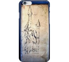In a Castle lost in Time. iPhone Case/Skin