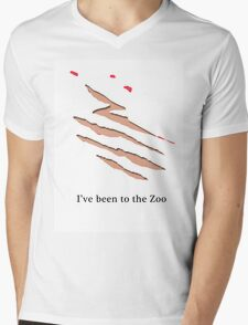 I've been to the Zoo Mens V-Neck T-Shirt