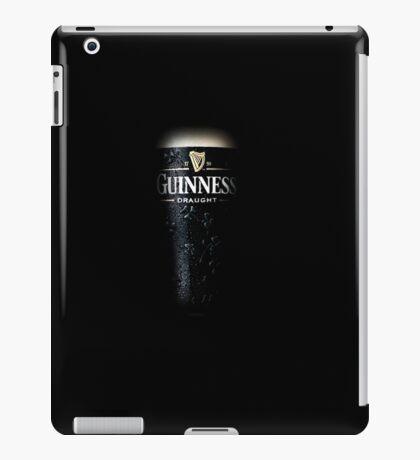 pint of beer 3 iPad Case/Skin