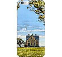 Officer's Row iPhone Case/Skin