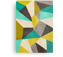 Polygons Metal Print