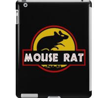 Jurassic Mouse Rat iPad Case/Skin