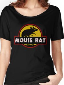Jurassic Mouse Rat Women's Relaxed Fit T-Shirt
