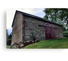 Wagner Barn Canvas Print